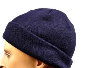 czapka z wywinieciem
