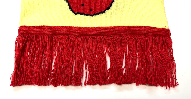 Frędzle bawełniane - producent szalików
