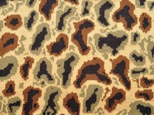 Żakard 4 kolorowy kocyk